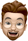 Memoji of Nicolas Thiry